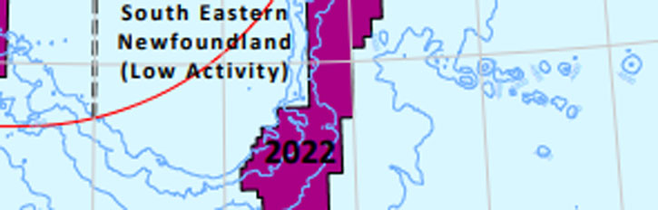 C-NLOPB Announces Update to South Eastern Newfoundland Call for Bids Timing